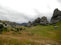 Castle Hill Rocks - Arthur's Pass