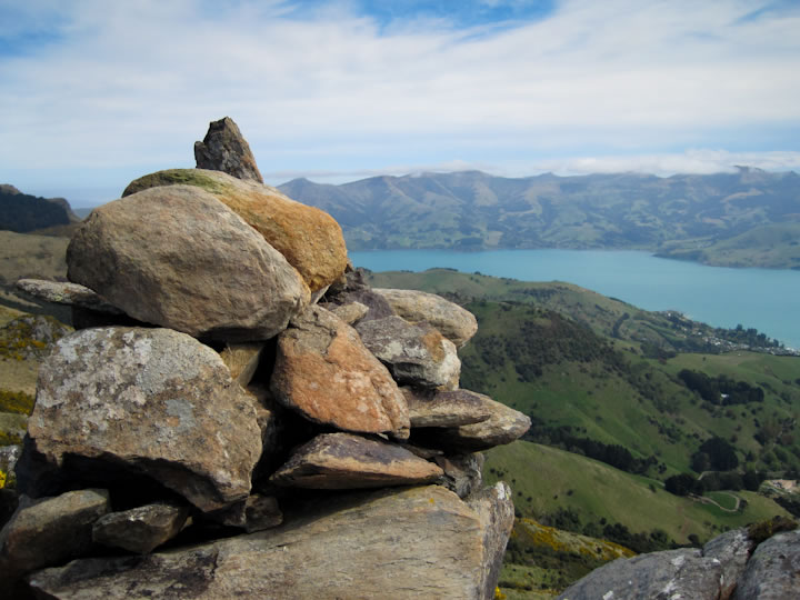Akaroa Skyline Walk 4