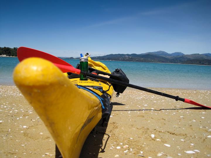 Kayaking Abel Tasman 1