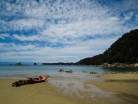 Kayaking Abel Tasman 2