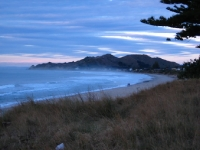 First Sunrise - Wainui Beach, Gisborne