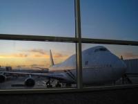 Sunset Plane 1