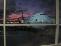 Sunset Plane 3