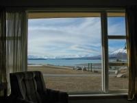 VIew from our Window - Lake Tekapo