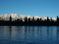 Lake Whakatipu & The Remarkables - Queenstown