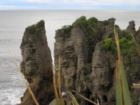 Pancake rocks, West Coast
