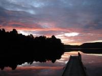 Franz Josef sunset