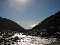 Glacial flows