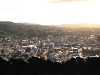 Views from Mt Victoria - Wellington