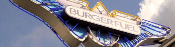 Burgerfuel - Parnell, Auckland