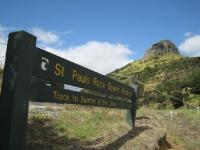 St. Paul's rock