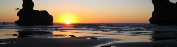 West Coast sun magic