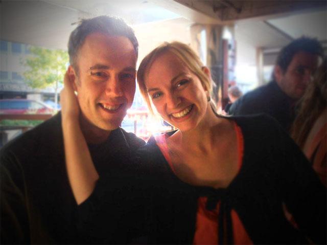Paul and Angela